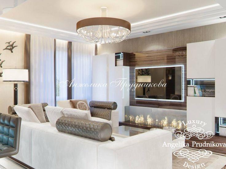 Дизайн проект маленькой квартиры в стиле модерн в г.Зеленоград - фото