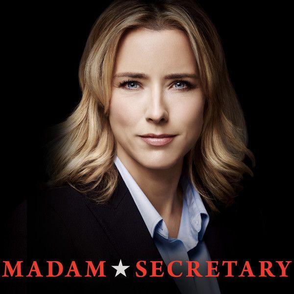 Madam Secretary - I'm looking forward to this new fall tv show!