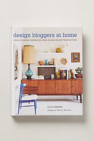 Design Bloggers At Home, Would This Make A Good Book? Http://