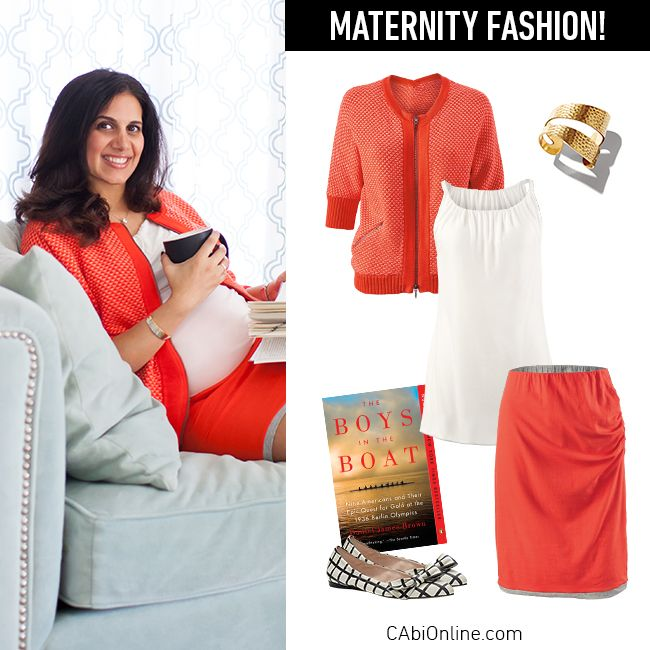 #CAbi - Your CAbi wardrobe adapts during your pregnancy. Check our maternity fashion tips and how to make your favorite pieces work.
