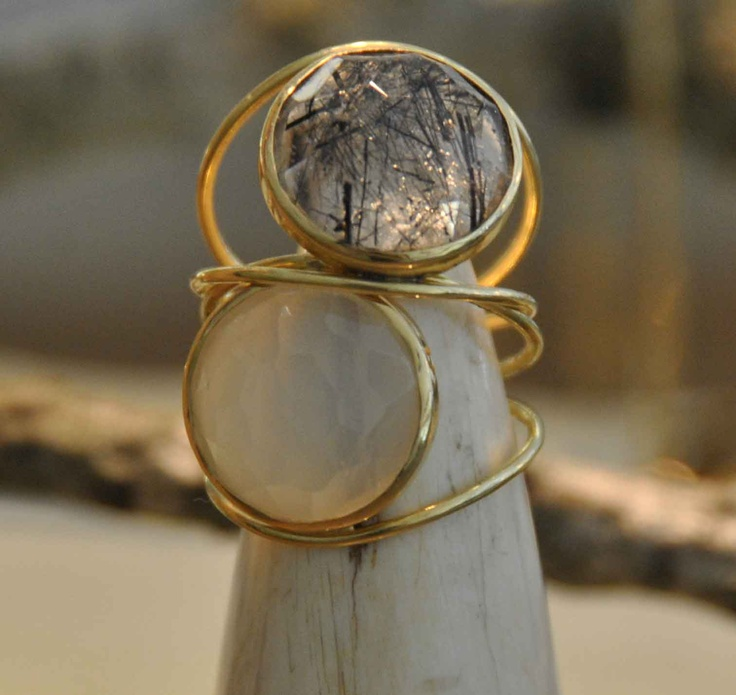 A ring or two... by AtelierVM - Milan. Photo by Delphine Hervieu.