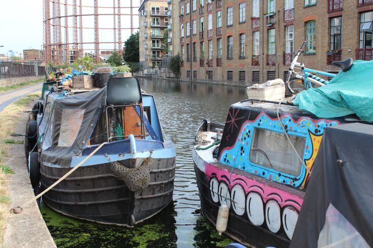 London - Regent Canal - England Laetitia Chapuis