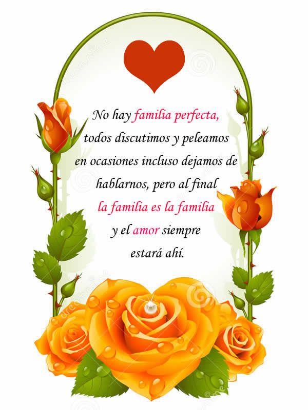 La familia es familia   La Biblia de Dios