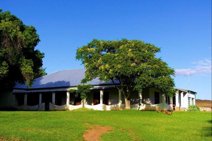 Soveel ruimte vir die kleinspan om rond te hardloop by Stillewaters, 'n lieflike, groot plaashuis wat dateer uit 1880 ...
