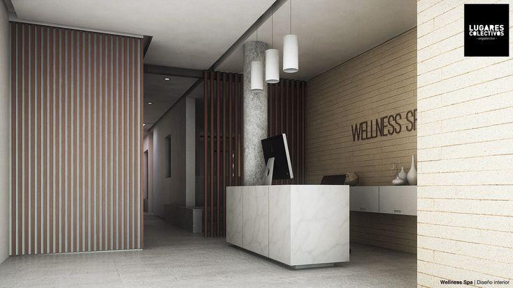 https://flic.kr/p/MrJJiC | Wellness spa | Diseño: Lugares Colectivos Arquitectos.