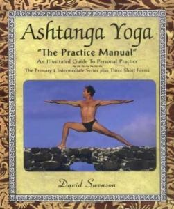 another 'manual'Worth Reading, Ashtanga Yoga,  Dust Jackets, Practice Manual, Book Worth, David Swenson,  Dust Covers, Book Jackets,  Dust Wrappers