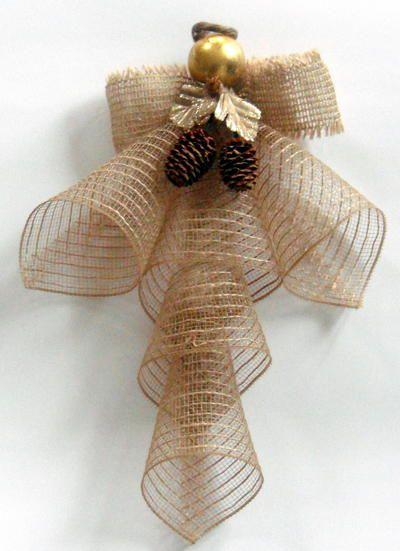 angel crafts | Mesh Ribbon Christmas Angel | FaveCrafts.com