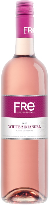 """Alcohol Free """"Fre Wines - White Zinfandel""""  This is a staple in my home for my friends who are on the wagon, but still want to enjoy the Ladies Night In"""