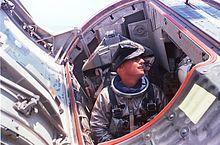 Charles (Pete) Conrad, Jr.; Gemini 5, Gemini 11, Apollo 12, Skylab 2