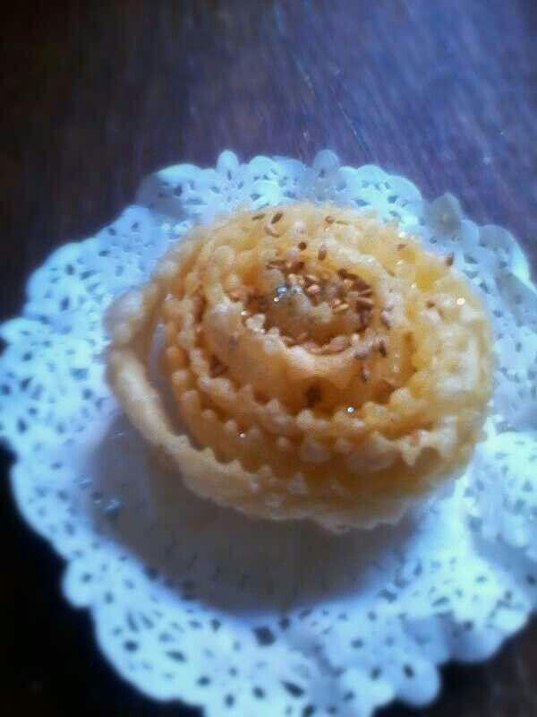 Griwech gateau alg rien traditionnel la cuisine alg rienne pinterest - Recette de cuisine algerienne moderne ...