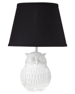 love this owl lamp!