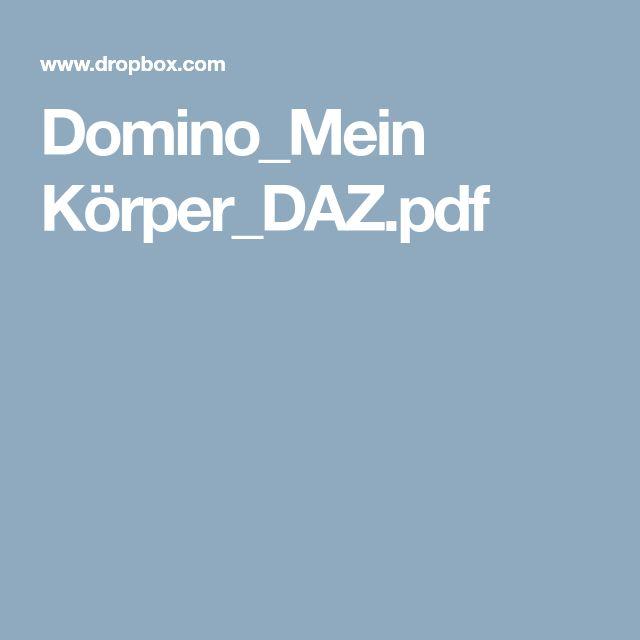 Domino_Mein Körper_DAZ.pdf