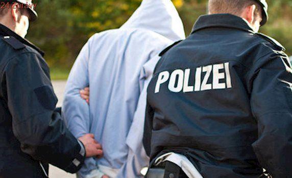 Němci zadrželi 4 bratry ze Sýrie: Pracovali pro Al-Káidu, myslí si policie