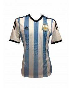 ADIDAS- CAMISETA JR. SELECCION ARGENTINA MUNDIAL 2014