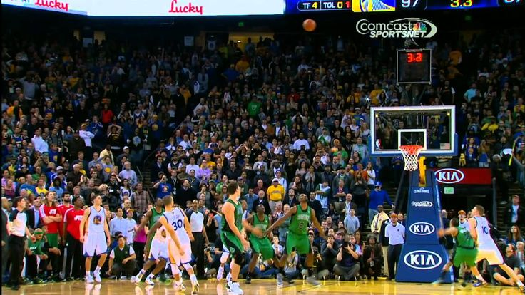 Stephen Curry Drains the Game-Winner to Beat the Celtics!