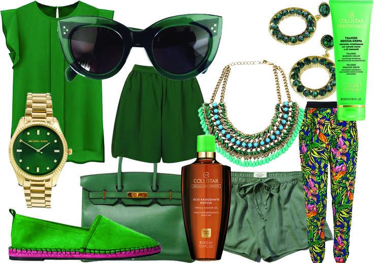 Green Collistar