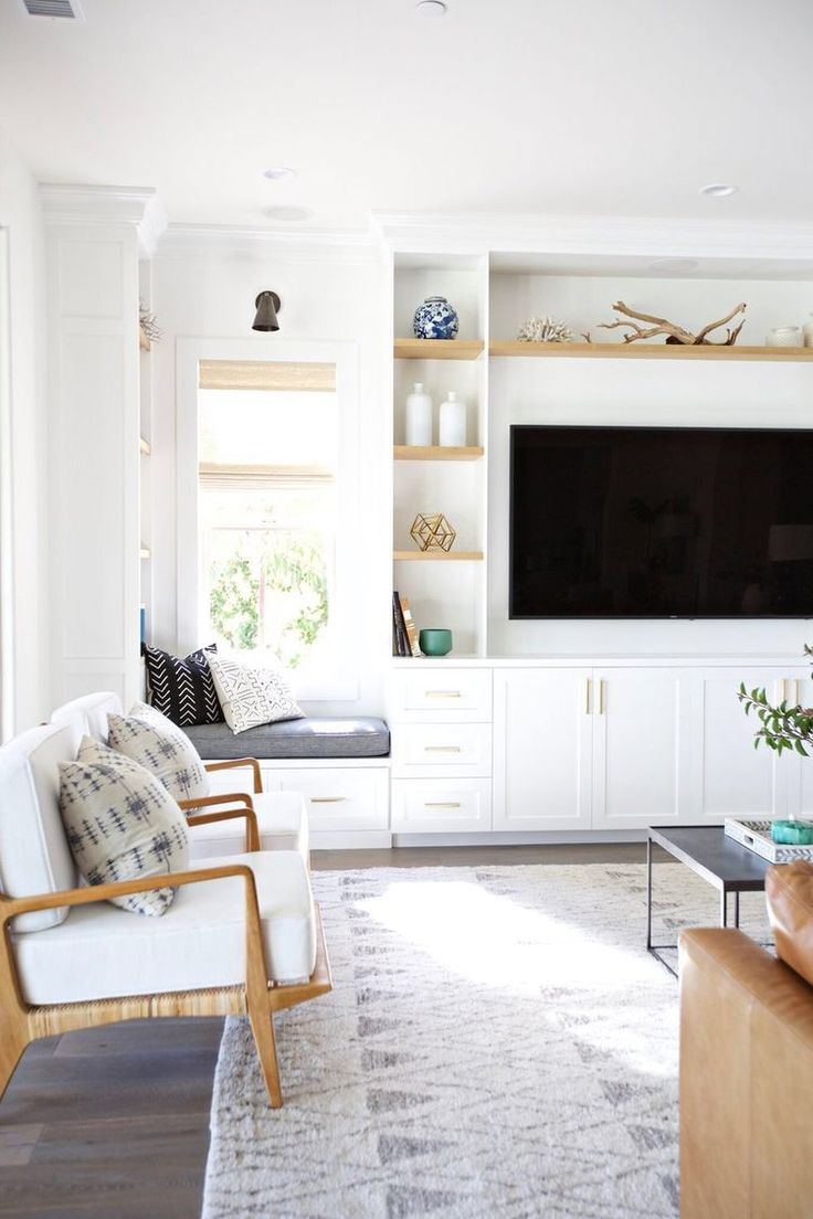 Small Space Living Room: Only Best 25+ Ideas About Tv Wall Design On Pinterest