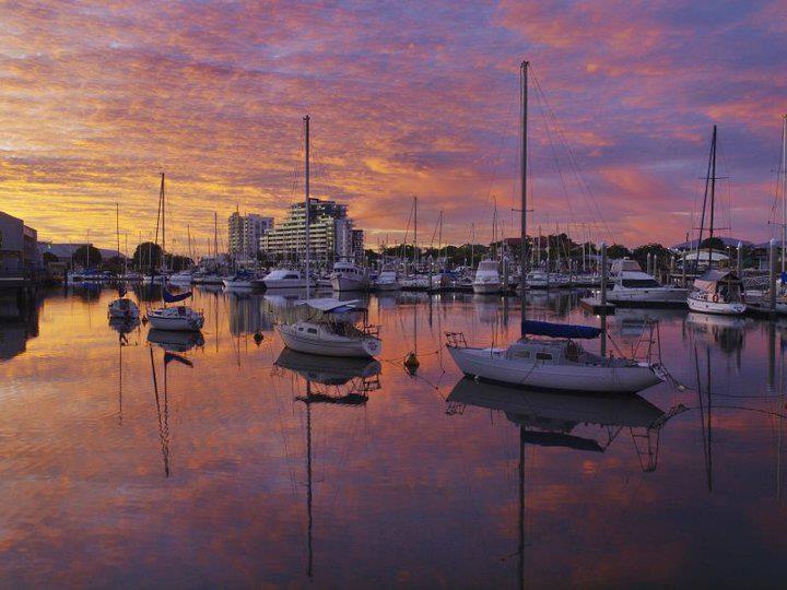 Ross Creek Marina - Townsville, Qld, Australia