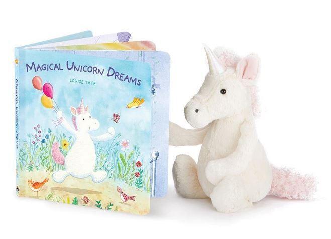 Jellycat Storybook - Unicorn Dreams