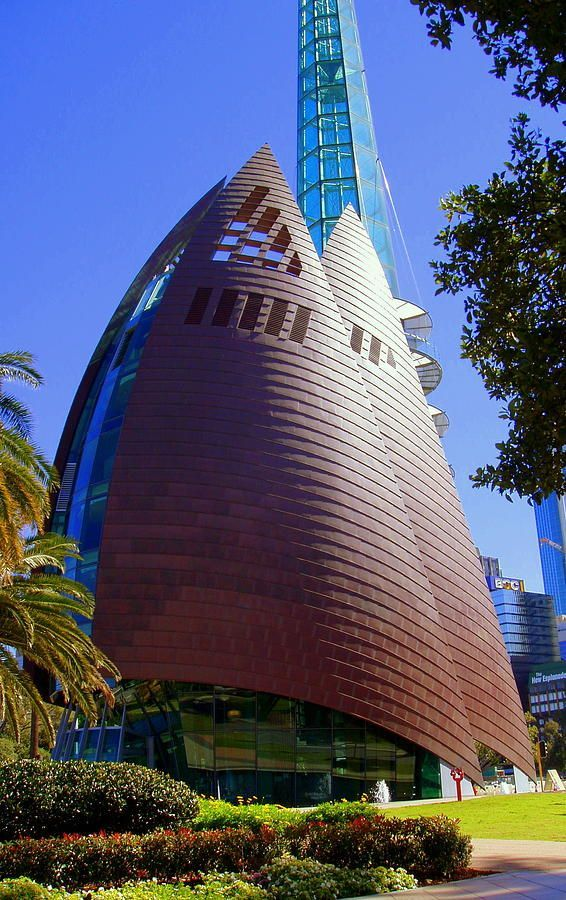Perth bell tower -