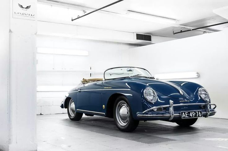 Porsche 365 Speedster Auto Motives Pinterest Porsche
