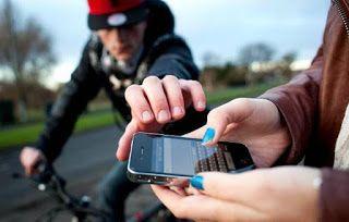 A CARA DE VITÓRIA: IMPORTANTE! Está mais fácil bloquear celulares per...
