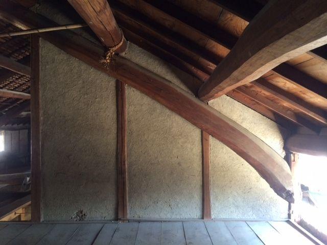 天理の家 進捗状況2 進捗 家 木
