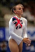 1996 Atlanta Olympics: Team Compulsory Competition - Annika Reeder (Great Britain)