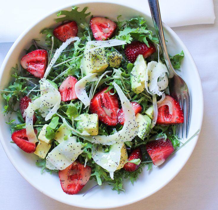 The 25+ best Strawberry avocado salad ideas on Pinterest ...