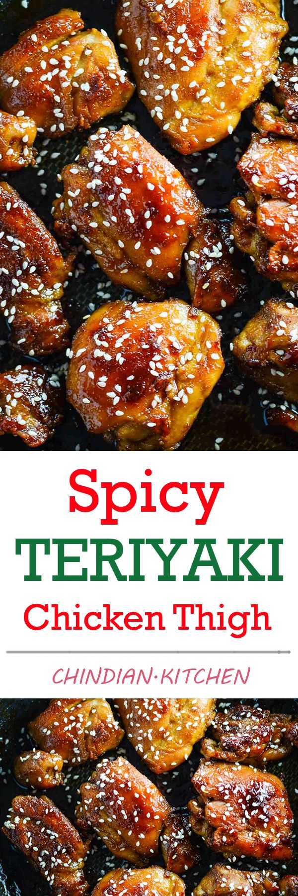 Easy pan fried teriyaki chicken recipe | Food fox recipes