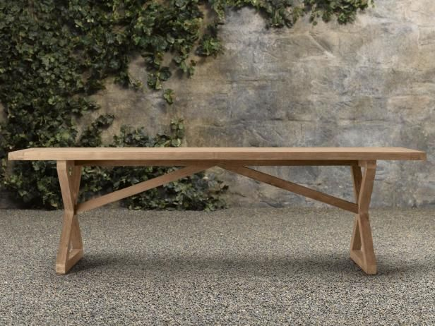 Possibility For Screened Porch / Antigua Rectangular Teak Dining Table