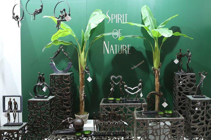 Spirit of Nature - Design Skulpturen