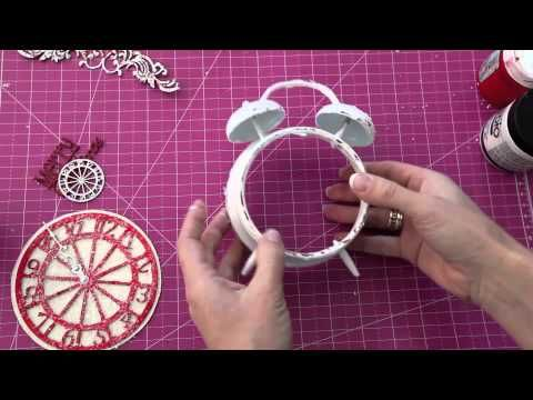 ▶ Altered clock by Evgenia Petzer - YouTube