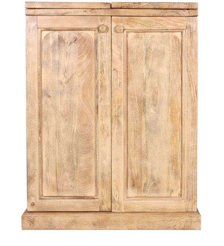 Bar in legno Cabinet Legno massello di sheesham BF-00193 x 53 x 71 CM | Arts of India – Italy