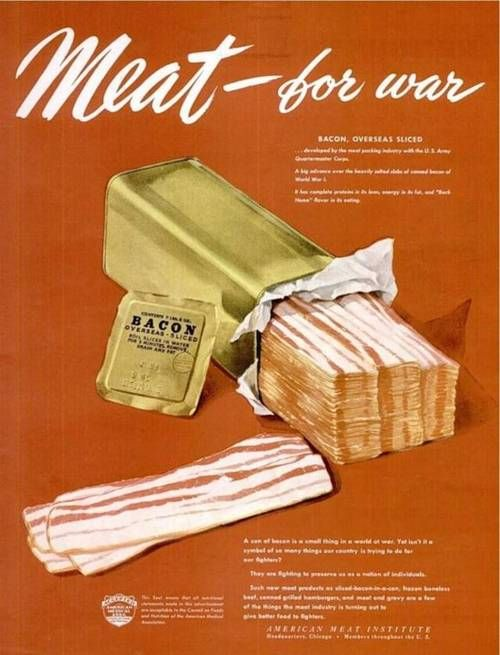 17 best images about retro bacon on pinterest gilbert o for 416 americana cuisine