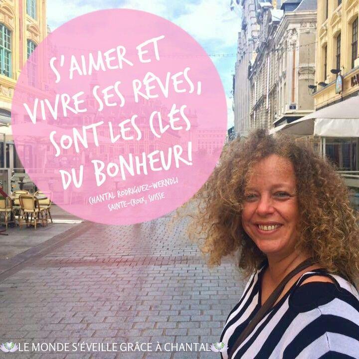 Retrouvez Chantal sur son site: www.lescouleursdelaube.com