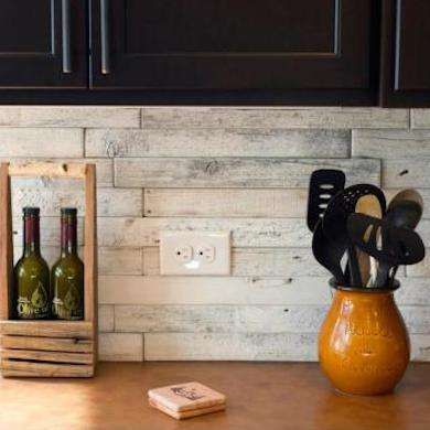 Best Rustic Backsplash Ideas On Pinterest Rustic Backsplash - Cheap diy rustic kitchen backsplash