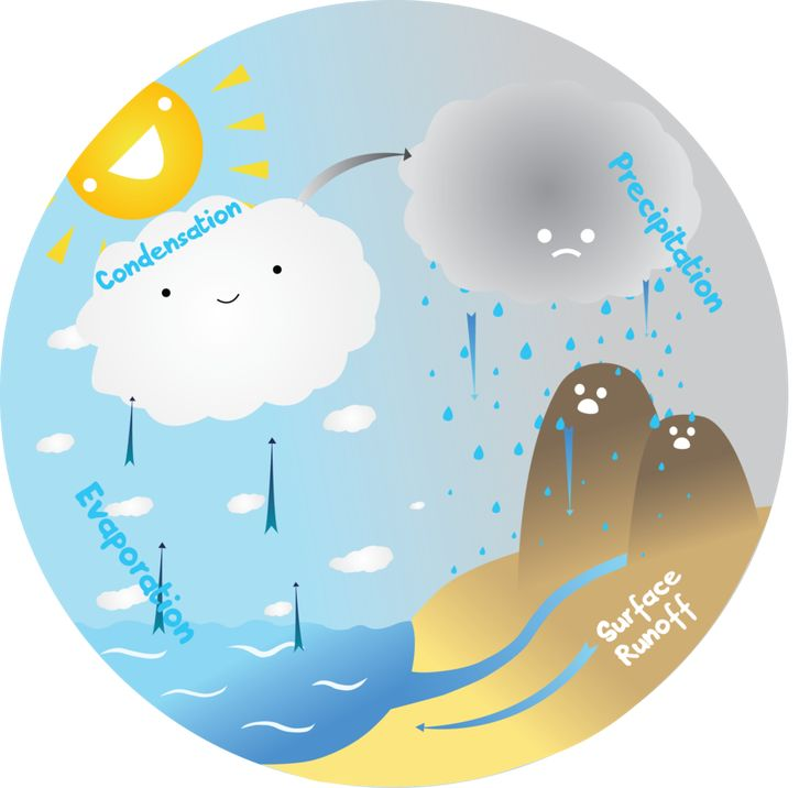 Hoy toca recopilación de enlaces interesantes sobre hidrología y centrados sobre todo en el ciclo del agua, tema central sobre el que giran...