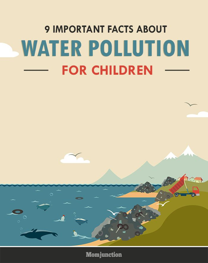 9 Important Facts About Water Pollution For Children
