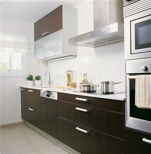 Santos kitchen una cocina en l nea cocina con mobiliario - Marina cocinas ...