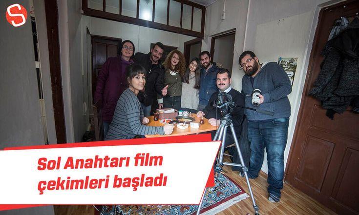 Sol Anahtarı film çekimleri başladı #solanahtarı #filmçekimleri #kısafilm