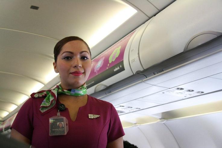 Sobrecargo Volaris Día Internacional de la Mujer Pinterest - air jamaica flight attendant sample resume