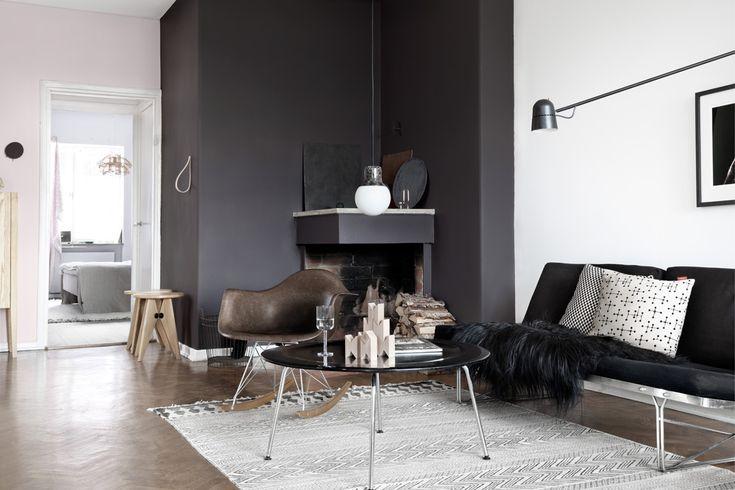 In dit Scandinavische appartement klopt werkelijk àlles - Roomed | roomed.nl
