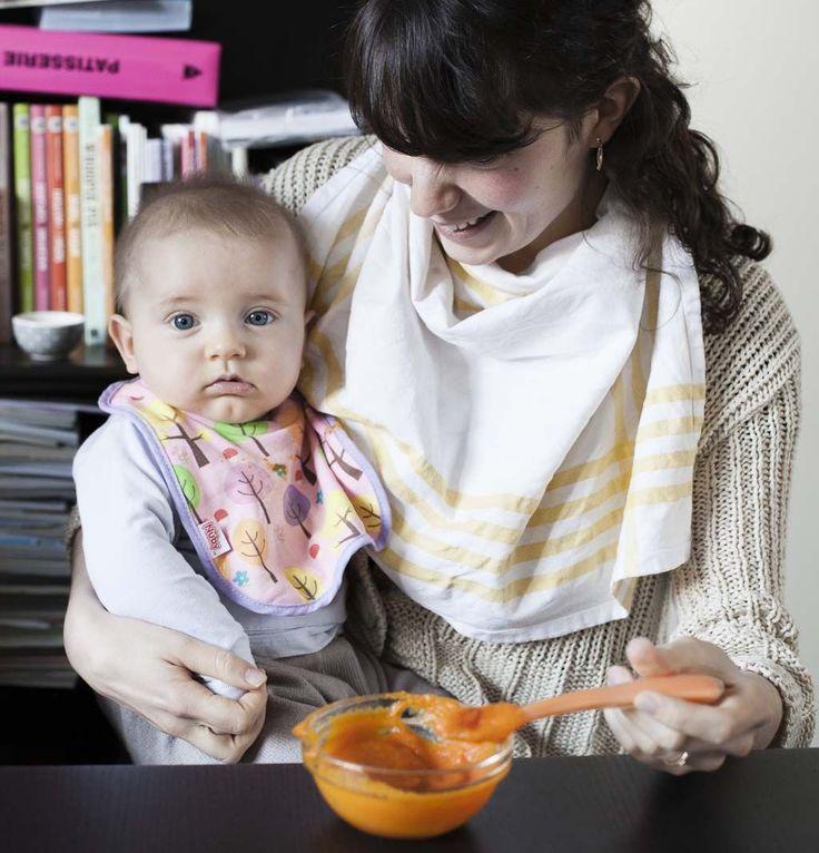 La diversification alimentaire d'un bébé de 0 à 3 ans   Biodélices