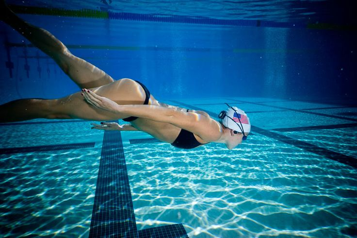 Natalie Coughlin, Olympic swimmer with 11 medals under her belt