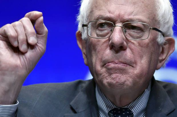 This is what a political earthquake feels like: Why Bernie Sanders's speech at Liberty University matters