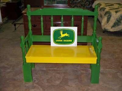 John Deere Bench 1