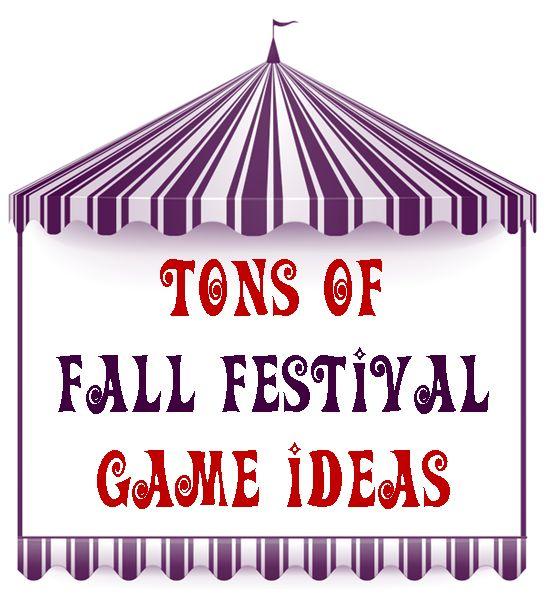 Fall Festival Game Ideas