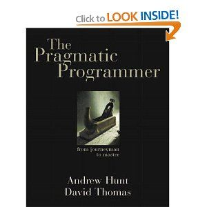 Amazon.com: The Pragmatic Programmer: From Journeyman to Master (9780201616224): Andrew Hunt, David Thomas: Books