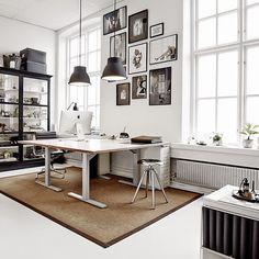 OFICINA   Un estudio lleno de luz diseño e inspiración